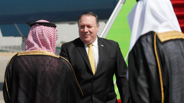 Arab Saudi Bantah Pertemuan Pangeran MbS dan PM Israel Netanyahu (78851)