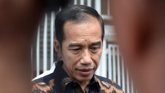 Jokowi soal Polemik Dana Kelurahan: Banyak Politikus Sontoloyo (1165843)
