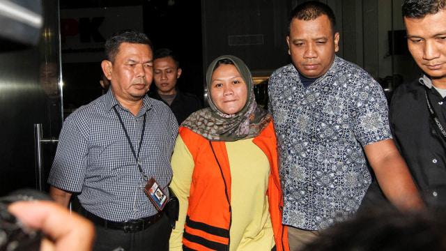 Bupati Bekasi Neneng Hassanah Yasin, KPK