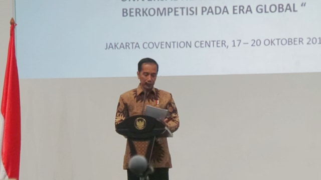 Jokowi, kongres ke 14 perhimpunan RS Indonesia