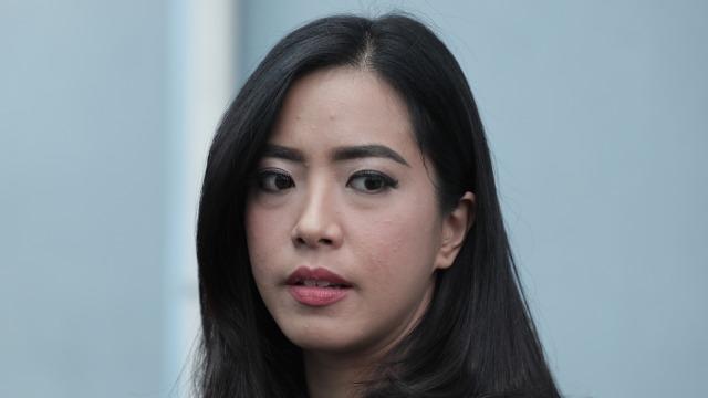 Yeslin Wang Santai Bila Tak Diundang ke Pernikahan Delon (47426)