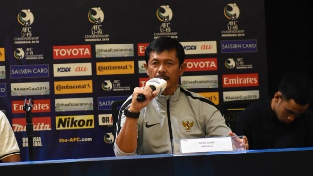 Jumpa Pers, AFC U-19, Championship Indonesia 2018
