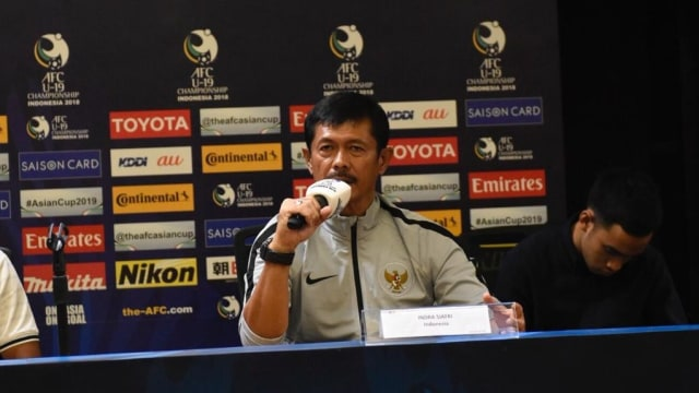 Konferensi pers, AFC U-19 Championship Indonesia