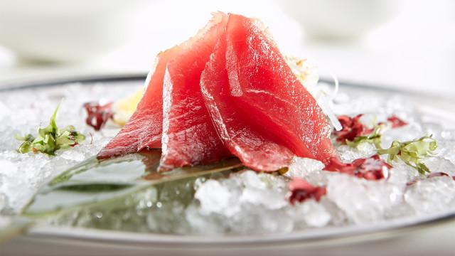 Sashimi, food