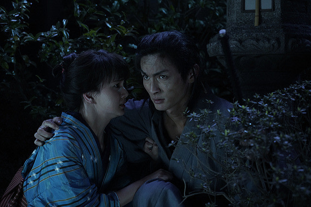 Adegan film 'Tajuro Jun Aiki'