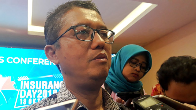 Deputi Komisioner Pengawas Industri Keuangan Non Bank II OJK, M. Ichsanuddin