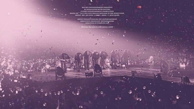 Tiket Film Dokumenter BTS Burn The Stage Dibanderol Rp 150 Ribu (315414)