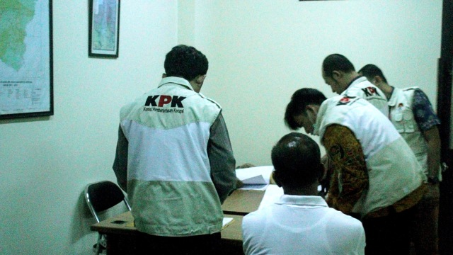 KPK Geledah 5 Lokasi Terkait Suap Kasus Mafia Migas Petral (54303)