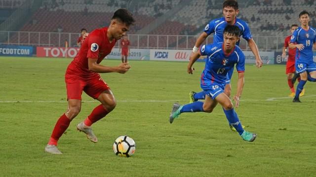 Striker Timnas U-19 Belum Cetak Gol, Indra Sjafri Tak Risau (4521)