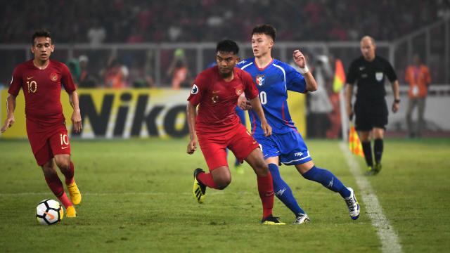 Striker Timnas U-19 Belum Cetak Gol, Indra Sjafri Tak Risau (4520)