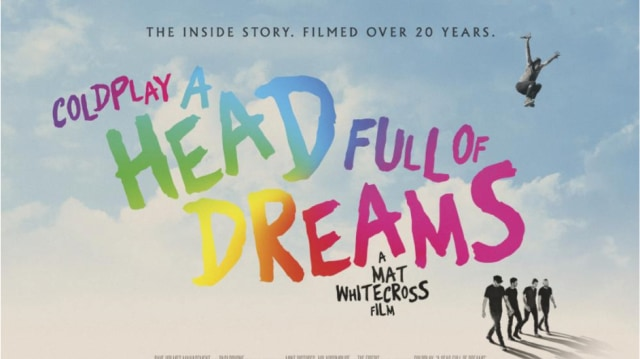 Melihat Perjalanan Karier Coldplay dalam Film 'A Head Full of Dreams' (221701)
