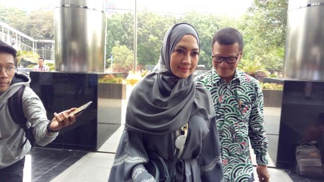 Fenny Steffy Burase, KPK, Kasus suap Gubernur Aceh