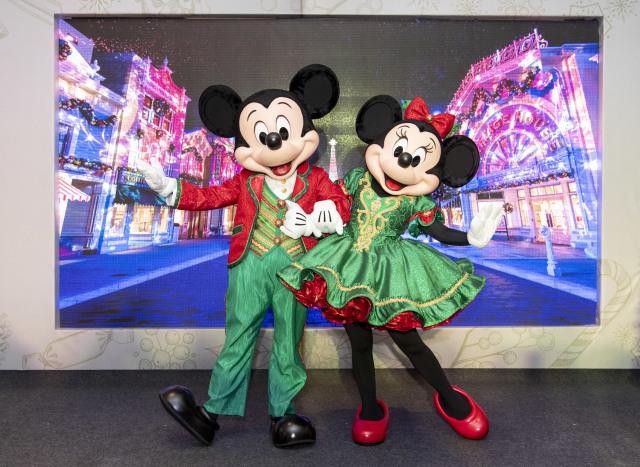 Mickey dan Minnie