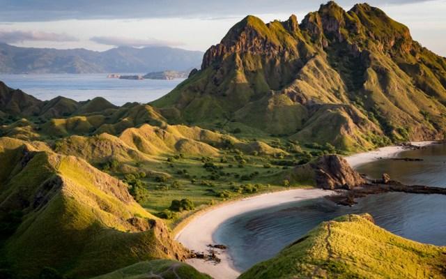 Perketat Wisatawan, Taman Nasional Komodo Terapkan Registrasi Online  (300580)