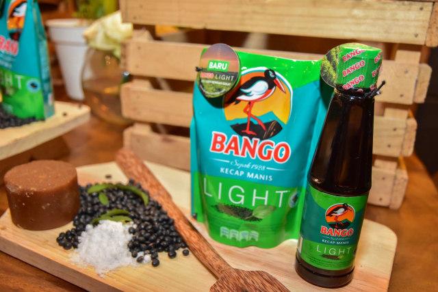 Kecap Bango Light