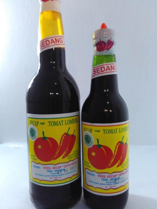 Kecap Cap Tomat Lombok