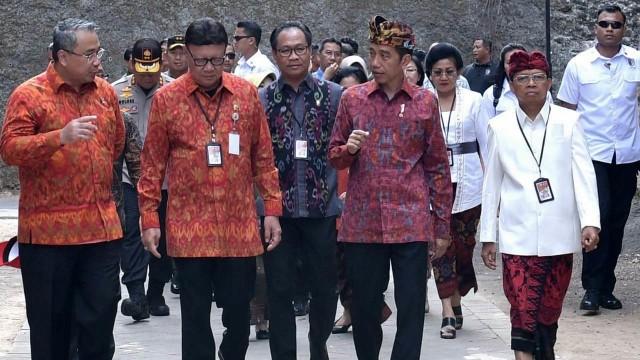 Presiden Jokowi, Temu Karya Nasional, Gelar Teknologi Tepat Guna XX, Bali