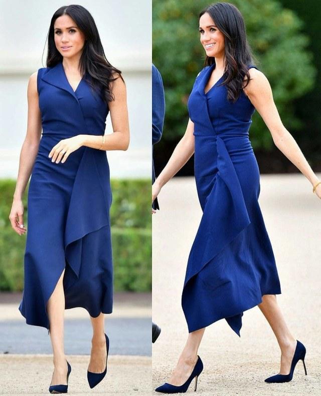Tipe Kepribadian Orang yang Suka Busana Warna Biru (3)