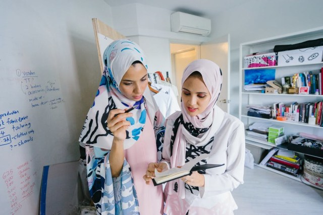 Kompetisi Karir Dimulai, Segera Siapkan Diri Untuk Berbagai Tes Ini Hijab Ladies! (440206)