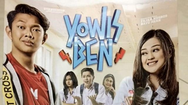 Poster film Yowis Ben