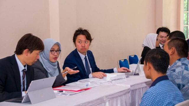 Ilustrasi Rekrutmen Tenaga Kerja Indonesia oleh Perusahaan Jepang