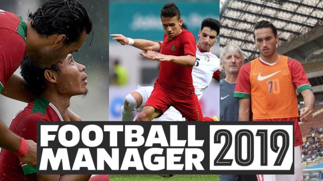 Egy dan 5 Wonderkid Indonesia yang Pernah Masuk Gim Football Manager