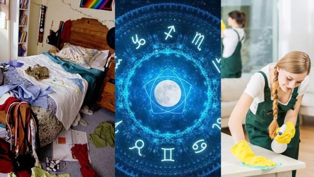7 Zodiak Yang Sulit Menjaga Kebersihan Lingkungan Dan Diri Sendiri