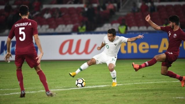 Timnas U-19 vs Qatar: Blunder Lini Belakang Jadi Faktor Kekalahan (28041)