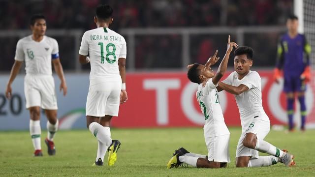 Timnas U-19 vs Qatar: Blunder Lini Belakang Jadi Faktor Kekalahan (28040)