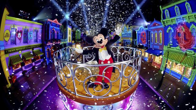 Ada Banyak Acara Menarik di Hong Kong Disneyland saat Liburan Natal (138045)