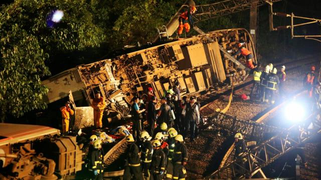 Taiwan Selidiki Kecelakaan Kereta yang Tewaskan 18 Orang (287130)