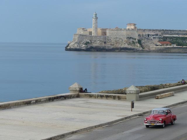Pemandangan Kota Kuba