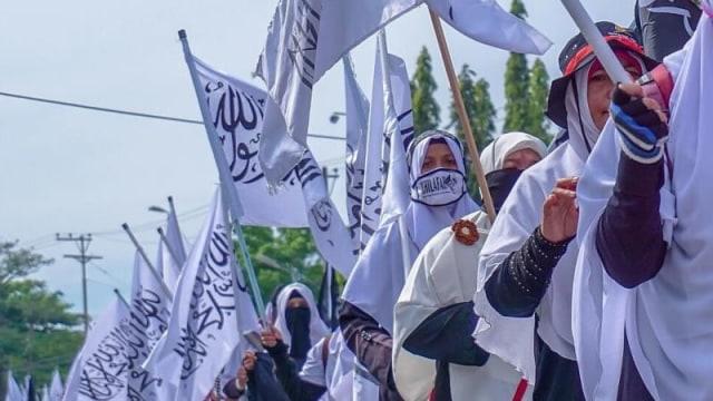 MUI Jabar Imbau Masyarakat Tak Terprovokasi Insiden Pembakaran Bendera di Garut (62526)