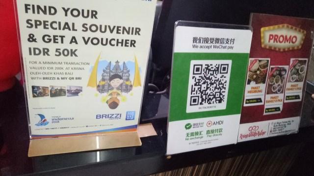 Syarat Alipay dan WeChat Beroperasi di RI: Hanya Layani Turis China (214589)