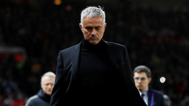 Saat Mourinho Enggan Bicara soal Titel Premier League (75123)