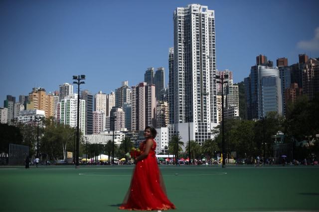 Hong Kong, Victoria Park, kumparan photofun
