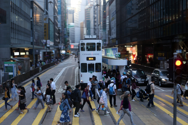TKW Penulis Aksi Demonstrasi Dideportasi dari Hong Kong (252110)
