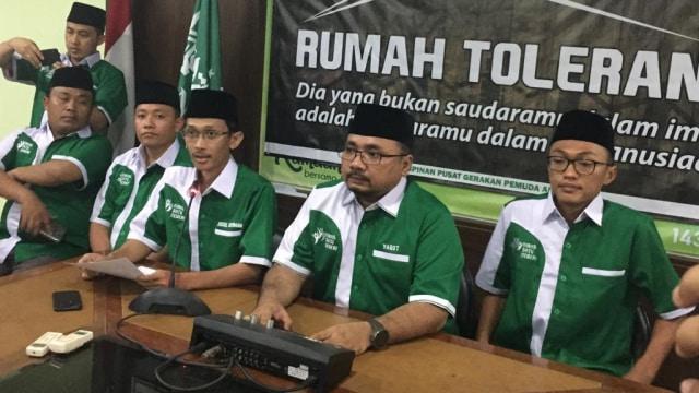 GP Ansor: Oknum Pembawa Bendera HTI Tak Dianiaya atau Dipersekusi (479403)