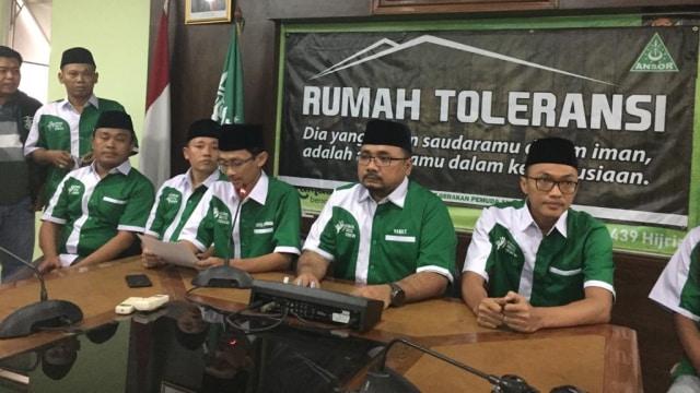 GP Ansor: Oknum Pembawa Bendera HTI Tak Dianiaya atau Dipersekusi (479404)