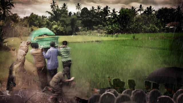 Ilustrasi FTV Azab