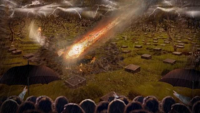 Kontroversi FTV Azab: Mayat Masuk Coran Molen dan Tertimpa Meteor (8327)