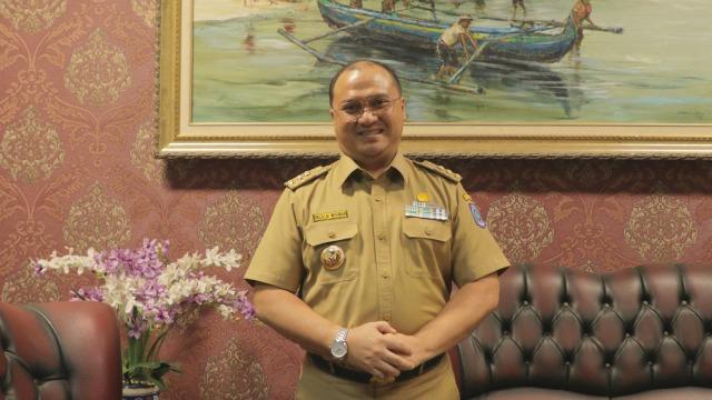 Konten Spesial, Tambang Timah, Gubernur Bangka Belitung, Erzaldi Rosman