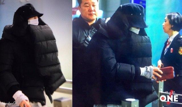 7 Fashion Nyentrik Ala G-Dragon BIG BANG (99432)