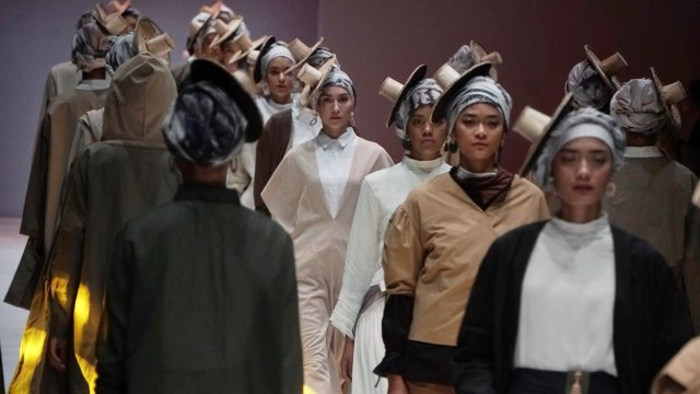 Fashion Show Sayee, Jakarta Fashion Week 2019