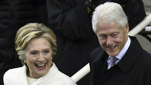 Eks Presiden AS Bill Clinton Dilarikan ke RS Akibat Infeksi (50221)