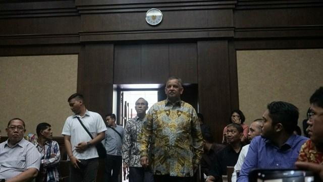 Dirut PLN Sofyan Basir , Johannes Kotjo, Pengadilan Tipikor, Jakarta