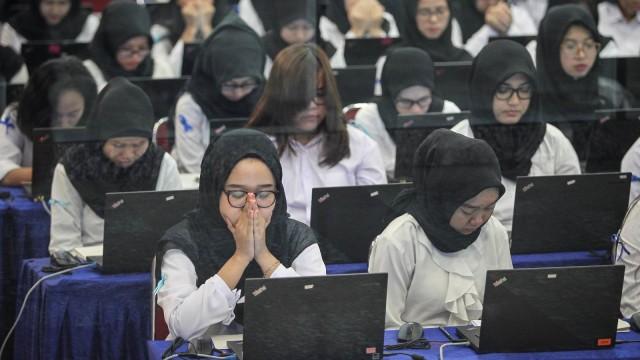 Seleksi Peserta CPNS di Jakarta
