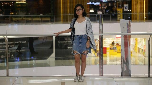 Foto: Lebih Dekat dengan Gustika, Cucu Proklamator Bung Hatta (388924)