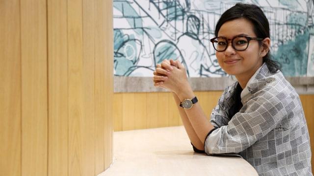 Foto: Lebih Dekat dengan Gustika, Cucu Proklamator Bung Hatta (388925)