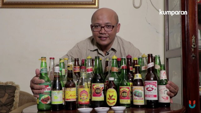 Cerita Chef Alif, sang Kolektor Botol Kecap (28068)
